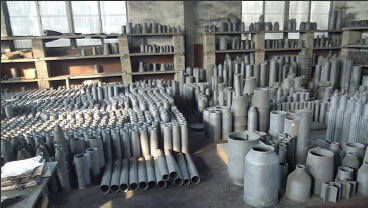 warehouse for SiC ceramics