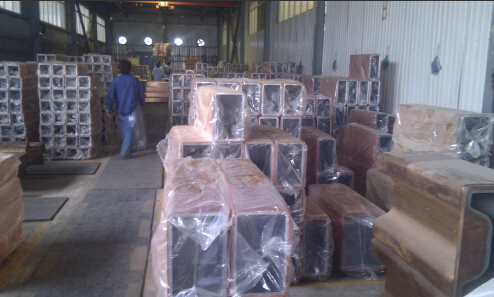 warehouse for copper mould tube